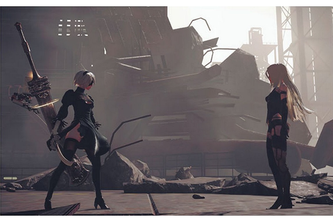 NieR Automata Gets A Bunch of New Screenshots