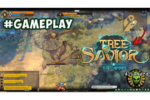 Tree of Savior - Gameplay - Steam PC Game - YouTube