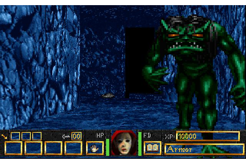 Deathkeep Download (1996 Role playing Game)