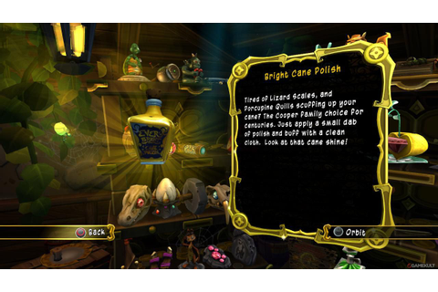 Images du jeu Sly Cooper : Voleurs à Travers Le Temps ...