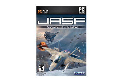 JASF: Jane's Advanced Strike Fighters PC Game - Newegg.com