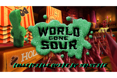 World Gone Sour - Collectible Guide (Collector Trophy ...