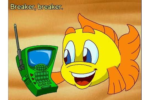 Freddi Fish 5-The Case Of The Creature Of Coral Cove Part ...