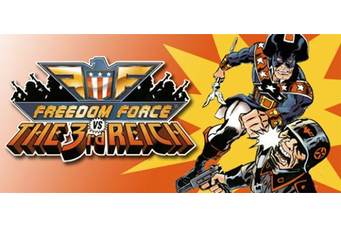 Save 75% on Freedom Force vs. the Third Reich on Steam