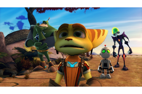 Ratchet & Clank: All 4 One Preview