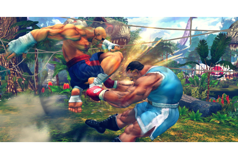 Technobubble: Ultra Street Fighter IV review