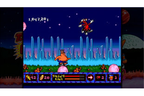 ToeJam & Earl in Panic on Funkotron Game | PS3 - PlayStation
