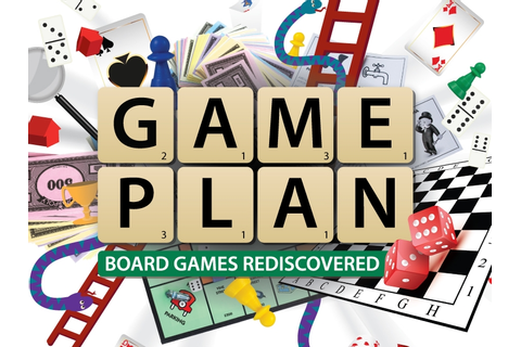 GAME PLAN Board Games Rediscovered at New Lanark World ...