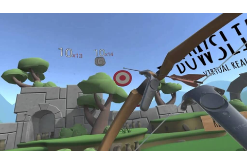 The Best VR Archery Games | VRborg.com
