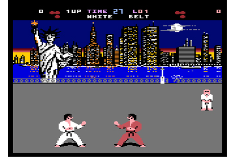 System 3 | International Karate [Amstrad]