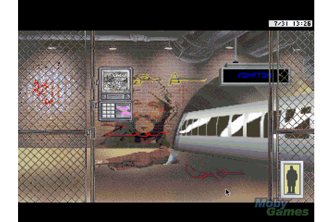 Download Rise of The Dragon - My Abandonware