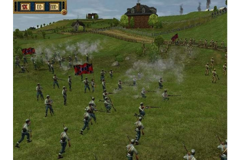 American Civil War: Gettysburg screenshots | Hooked Gamers