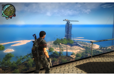 Just Cause 2 Pc Repack Version ~ Game For PC