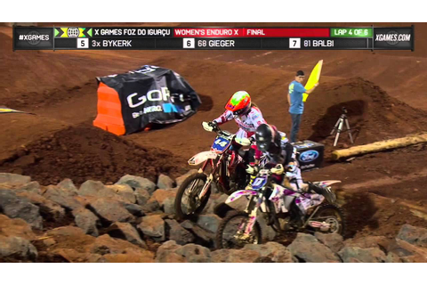 Final femenina de Enduro X - YouTube