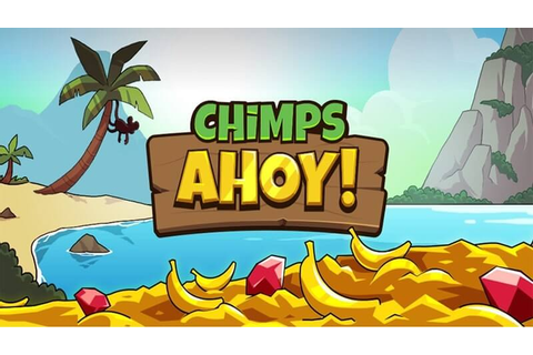 Chimps Ahoy - free html5 game at horse games