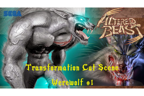 Project Altered Beast (PS2): Transformation Cut Scene ...