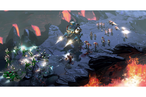 See the first Dawn of War 3 screenshots - VG247