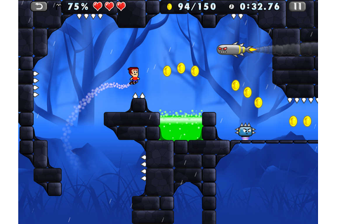 Cool New Game: Mikey Boots for iPhone and iPad | AppChasers