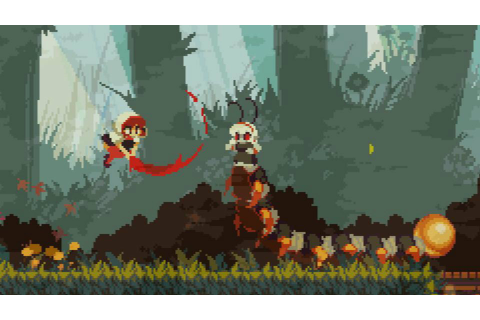 Review: Momodora: Reverie Under the Moonlight
