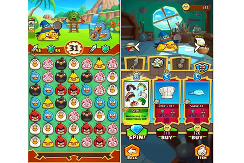 Preview Angry Birds Fight! | Games In Asia Indonesia