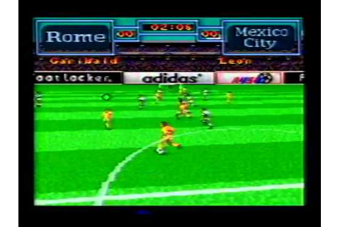 Tony Meola's Sidekick Soccer Trailer 1993 - YouTube