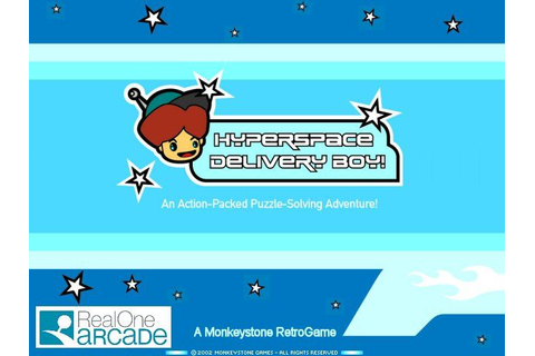 Hyperspace Delivery Boy! Details - LaunchBox Games Database