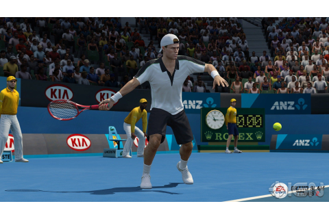 Grand Slam Tennis 2 Screenshots, Pictures, Wallpapers ...