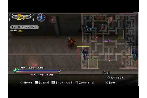 [ PSP ] Dungeon Maker - Hunting Ground - Gameplay - YouTube