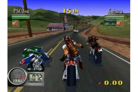 Road Rash 3D Download Free Full Game | Speed-New