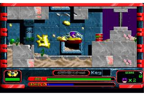 In Search of Dr. Riptide Download (1994 Arcade action Game)