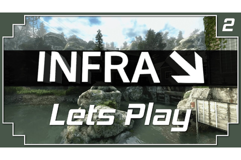 Infra - I Broke The Game - [Part 2][PC GAME-PLAY] - YouTube