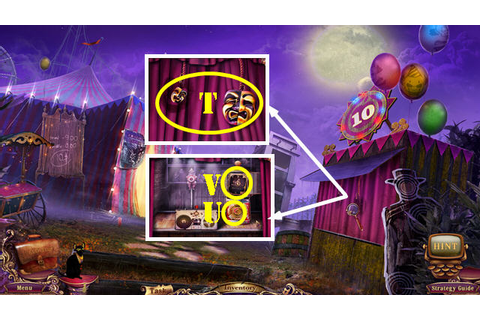 Mystery Case Files: Fate's Carnival Walkthrough, Guide ...