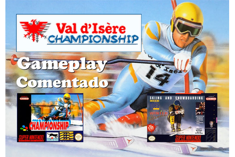Val d'Isère Championship - Super Nintendo - YouTube