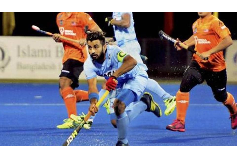 Manpreet Singh confident of clinching Hockey gold in 2018 ...