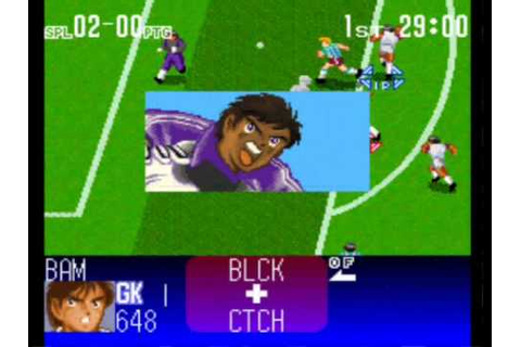 captain tsubasa V walkthrough part 1 - YouTube