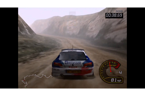 Pro Rally 2002 (PS2) - Part 3 - YouTube