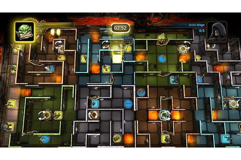 Board Game Fun Arrives With Dungeon Twister on July 3rd ...