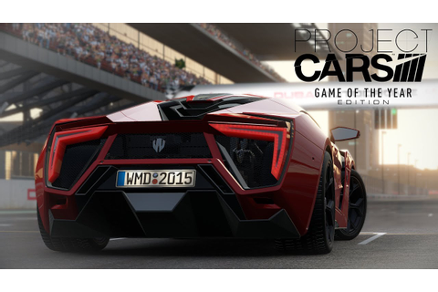 Project CARS - Game of the Year Edition | PS4, XB1, PC ...