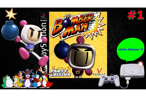 BOMBERMAN PARTY EDITION | SOBRE O GAME - YouTube