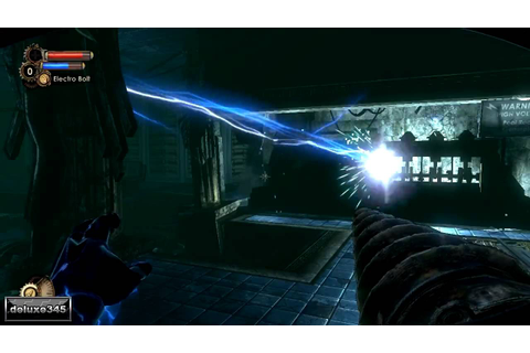 BioShock 2 Gameplay (PC HD) - YouTube