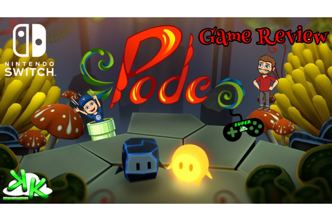 Pode - Nintendo Switch Game Play and Review - YouTube