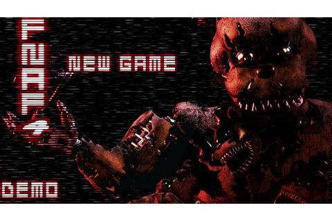 Five Nights at Freddys 4: The Final Chapter (Fan Game ...