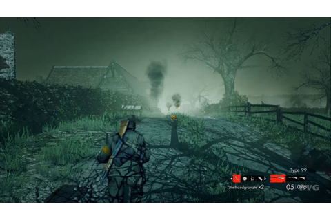 Zombie Army Trilogy Gameplay (PC HD) - YouTube