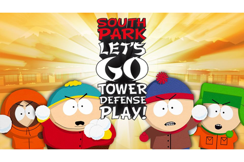 South Park: Let's Go Tower Defense Play! - Das offizielle ...
