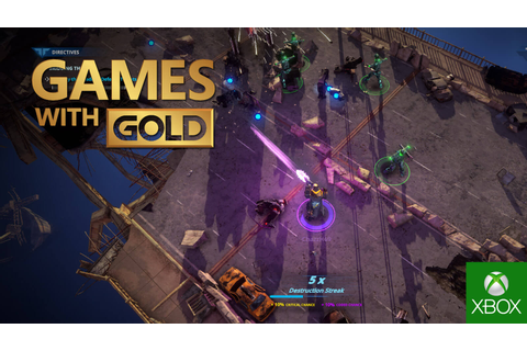 Xbox Live Gold Free Games for September 2018 - Gameslaught