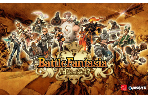 Battle Fantasia Save Game | Manga Council
