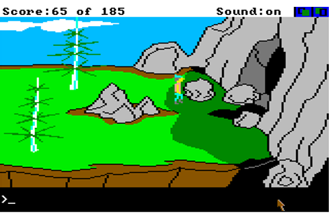 King's Quest II: Romancing the Throne - My Abandonware
