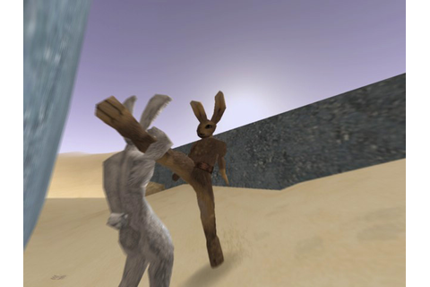 Lugaru: The Rabbit's Foot Demo file - Mod DB