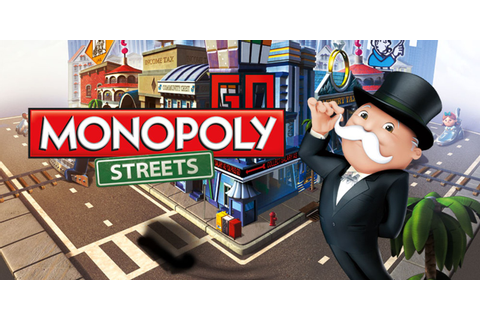 MONOPOLY Streets | Wii | Games | Nintendo