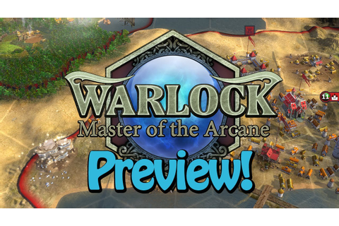 Warlock: Master of the Arcane Preview - YouTube